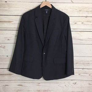 Seasonless Navy Schoolboy Blazer